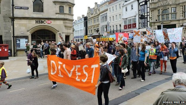 University of Glasgow Divestment